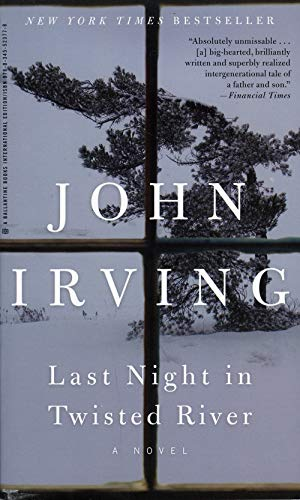 9780345523778: Last Night in Twisted River: A Novel