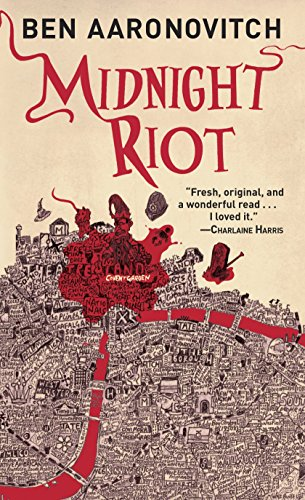 9780345524256: Midnight Riot