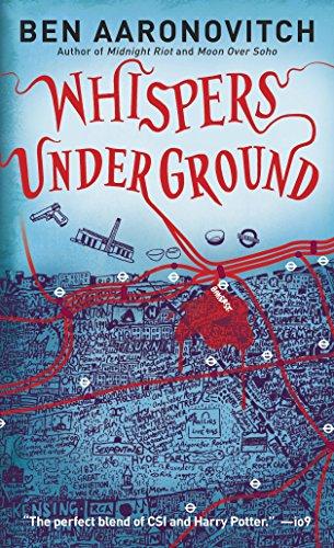 9780345524614: Whispers Under Ground