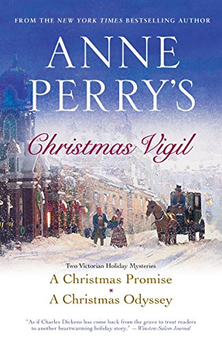 9780345524911: Anne Perry's Christmas Vigil: Two Victorian Holiday Mysteries