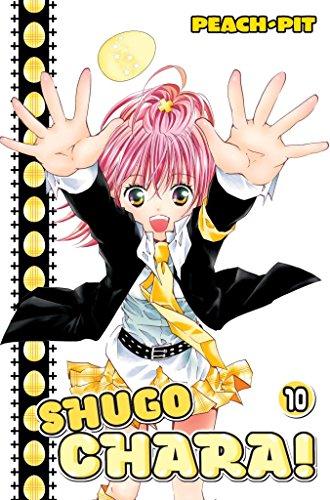 9780345525017: Shugo Chara!, Vol. 10: A Heart's Desire... (Shugo Chara!, #10)