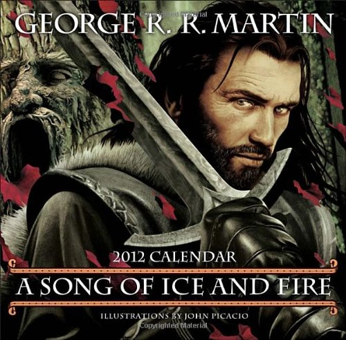 9780345525420: A Song of Ice and Fire 2012 Calendar