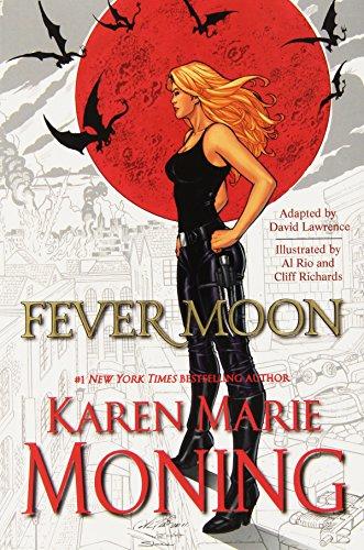 9780345525482: Fever Moon (Graphic Novel)