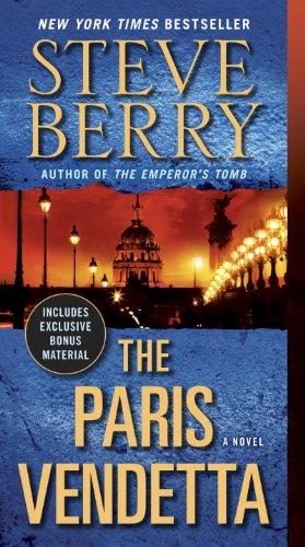 9780345525536: The Paris Vendetta