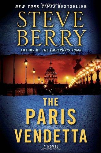 9780345525574: The Paris Vendetta