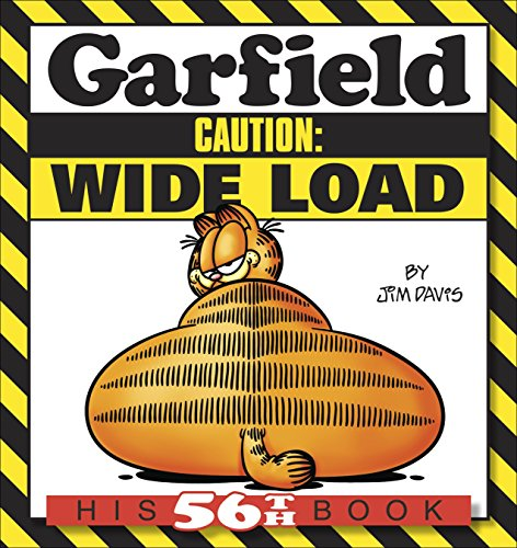 9780345525963: Garfield Caution: Wide Load: His 56th Book