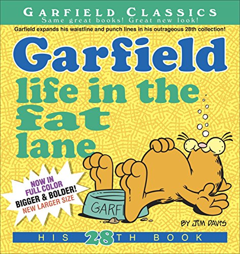 9780345526007: Garfield Life in the Fat Lane: His 28th Book