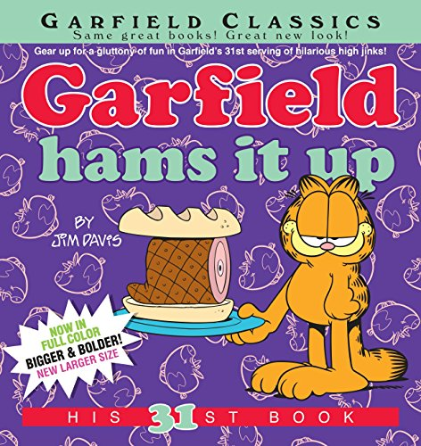 9780345526069: Garfield Hams It Up: His 31st Book