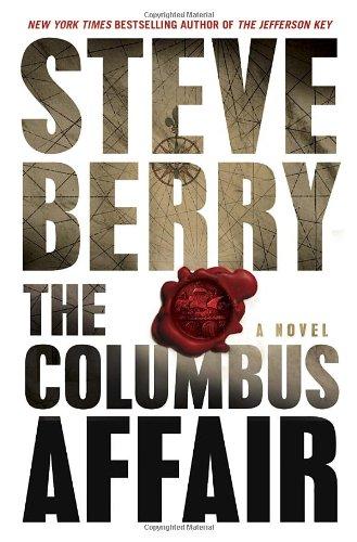9780345526519: The Columbus Affair