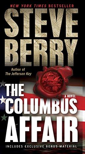 9780345526526: The Columbus Affair: A Novel (with Bonus Short Story the Admiral's Mark)
