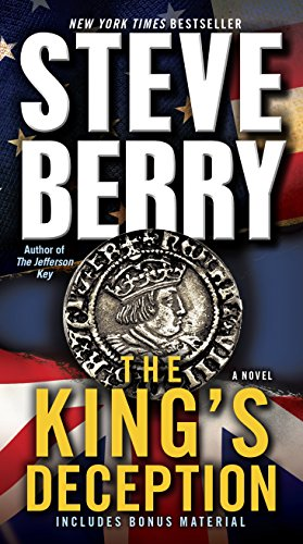 9780345526557: The King's Deception (Cotton Malone)