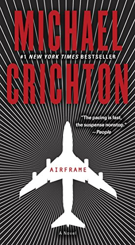 9780345526779: Airframe: A Novel