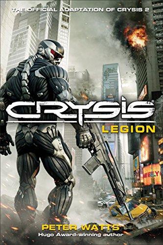 9780345526786: Crysis: Legion