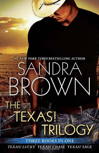 9780345526908: The Texas! Trilogy (Texas! Tyler Family Saga)