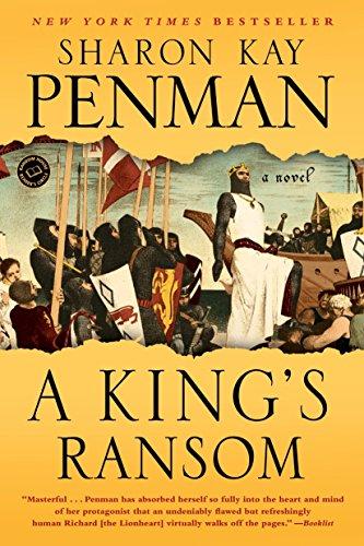 A King's Ransom: Penman, Sharon Kay