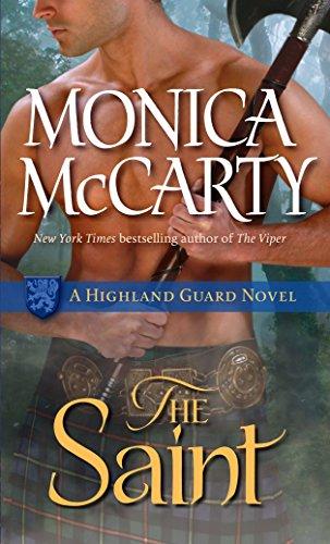 9780345528407: The Saint (Highland Guard Novels)