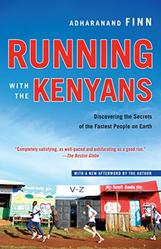 RUNNING WITH THE KENYANS: FINN