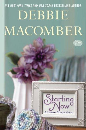 9780345528810: Starting Now: A Blossom Street Novel