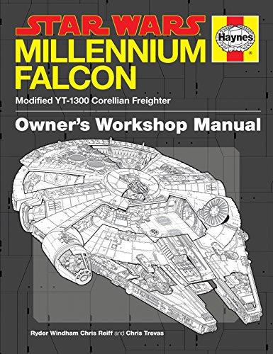 9780345533043: The Millennium Falcon Owner's Workshop Manual: Star Wars (Haynes Manuals)