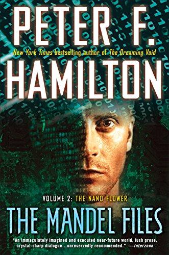9780345533142: The Mandel Files, Volume 2: The Nano Flower (Greg Mandel Trilogy)