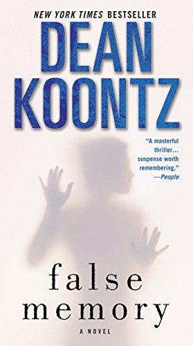 9780345533296: False Memory: A Novel