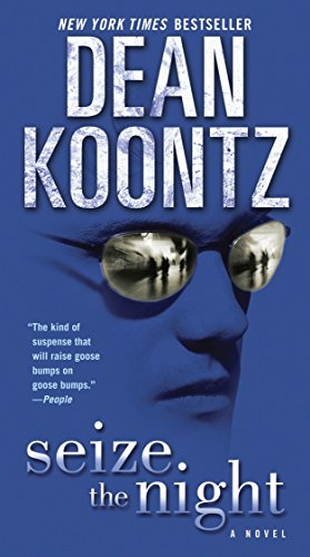 9780345533432: Seize the Night: A Novel (Christopher Snow)