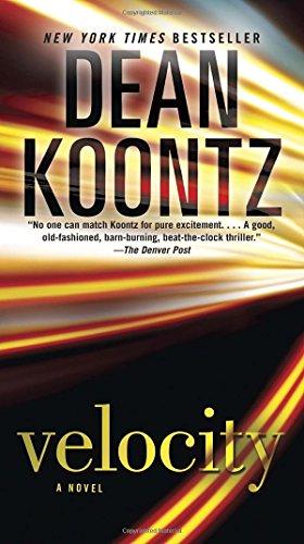 9780345533463: Velocity: A Novel