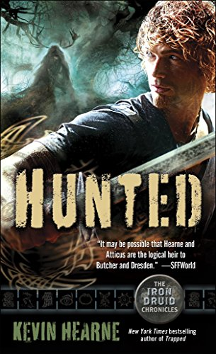 9780345533630: The Iron Druid Chronicles 6. Hunted