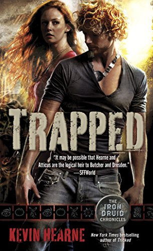 9780345533647: Trapped (Iron Druid Chronicles)