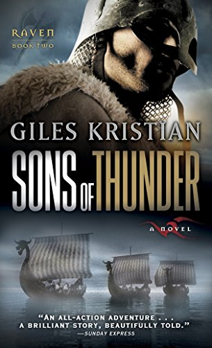9780345535085: Sons of Thunder: A Novel (Raven: Book 2): 02 (Raven (Numbered))