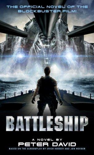 Battleship (Movie Tie-in Edition): David, Peter