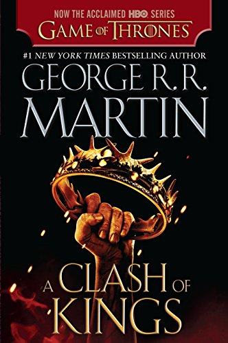 9780345535412: A Clash of Kings (HBO Tie-in Edition): A Song of Ice and Fire: Book Two