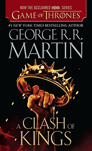9780345535429: A Clash of Kings (HBO Tie-in Edition): A Song of Ice and Fire: Book Two