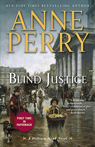 9780345536723: Blind Justice: A William Monk Novel