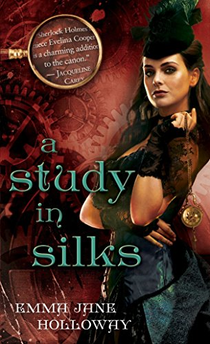 9780345537188: A Study in Silks (The Baskerville Affair)