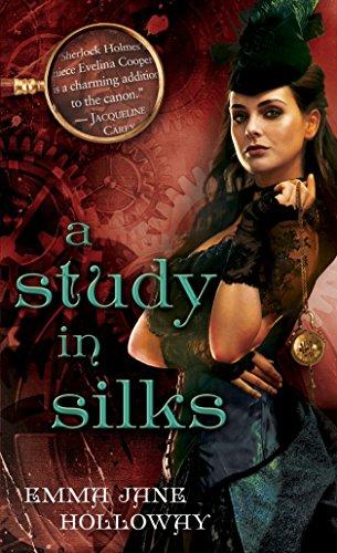 9780345537188: A Study in Silks