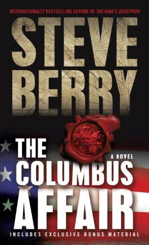 9780345538352: The Columbus Affair