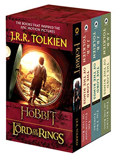 9780345538376: The Hobbit / The Lord of the Rings: The Hobbit / The Fellowship of the Ring / The Two Towers / The Return of the King