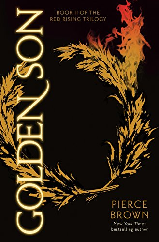 Golden Son . Book 11 of the