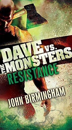 9780345539892: Resistance: Dave vs. the Monsters (David Hooper Trilogy)