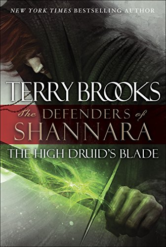 9780345540706: The High Druid's Blade