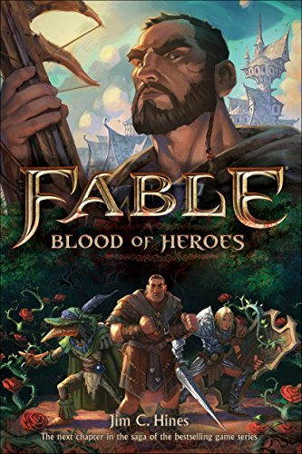 9780345542342: Fable: Blood of Heroes