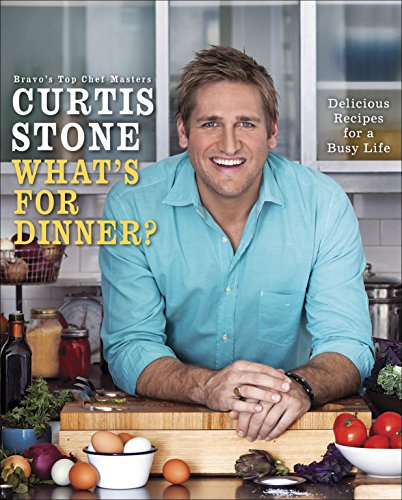 [signed] What's for Dinner?: Delicious Recipes for a Busy Life