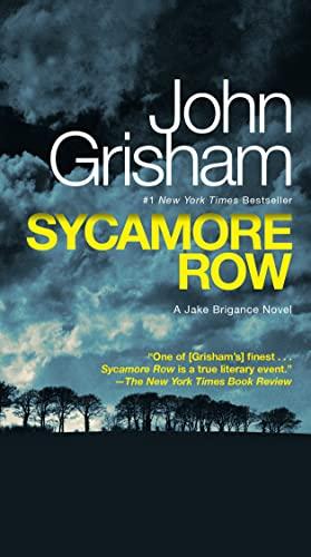 9780345543240: Sycamore Row (Jake Brigance)