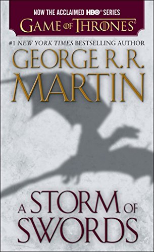 9780345543981: A Storm of Swords (HBO Tie-in Edition): A Song of Ice and Fire: Book Three