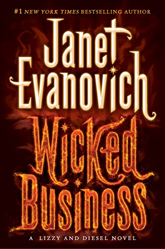 9780345545060: Wicked Business: A Lizzy and Diesel Novel