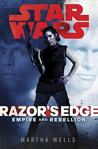 9780345545244: Razor's Edge: Star Wars Legends