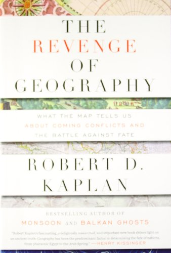 9780345545367: The Revenge of Geography