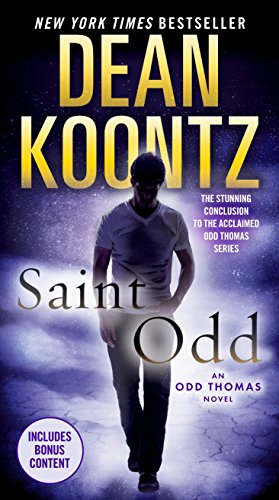 9780345545893: Saint Odd: An Odd Thomas Novel