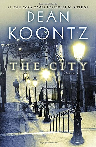 9780345545930: The City: A Novel